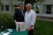 La Pinetina 2014 - Mauro con il premio ad estrazione