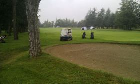 Margara 2014 - Tour Golfmanager con pioggia